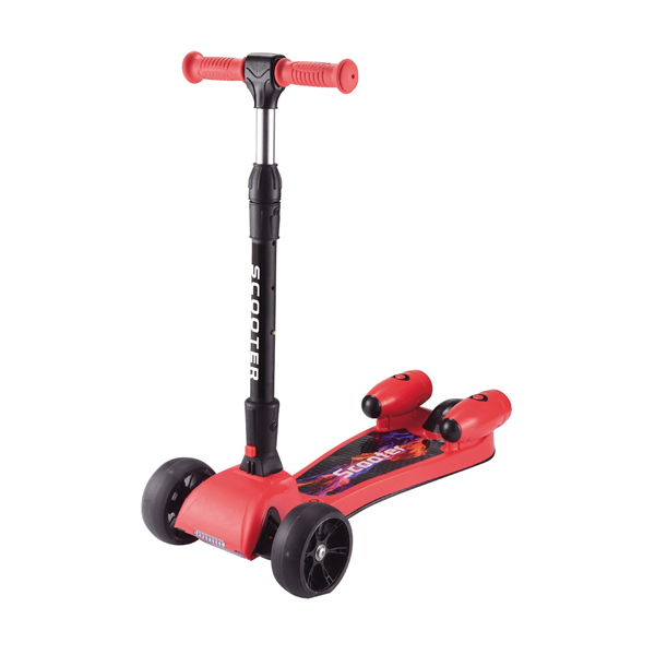 Three Wheel Kids Scooter